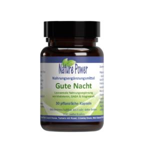 Gute Nacht – liposomale Formel