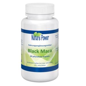 Black Maca für den Mann