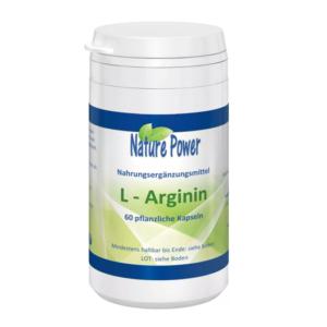 L-Arginin – Aminosäure mit Potenz