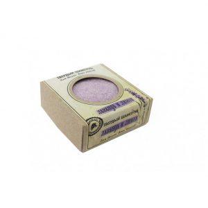Haarseife aus Lavendel und Zitrone